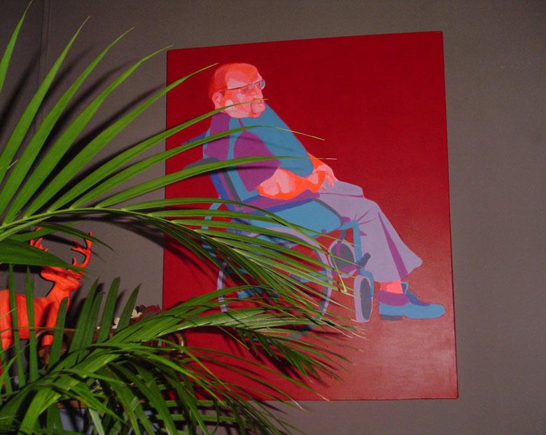 Elisabeth Bronitz peintures et gravures