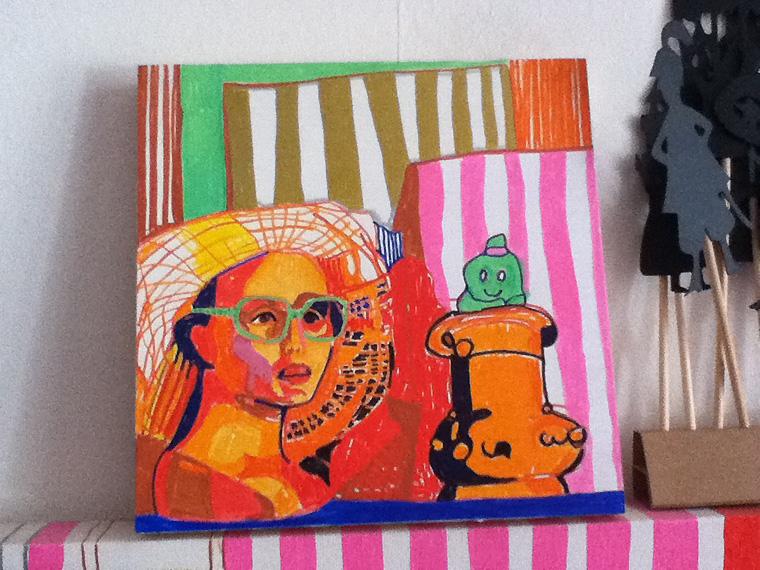 Elisabeth Bronitz artiste peintures et gravures